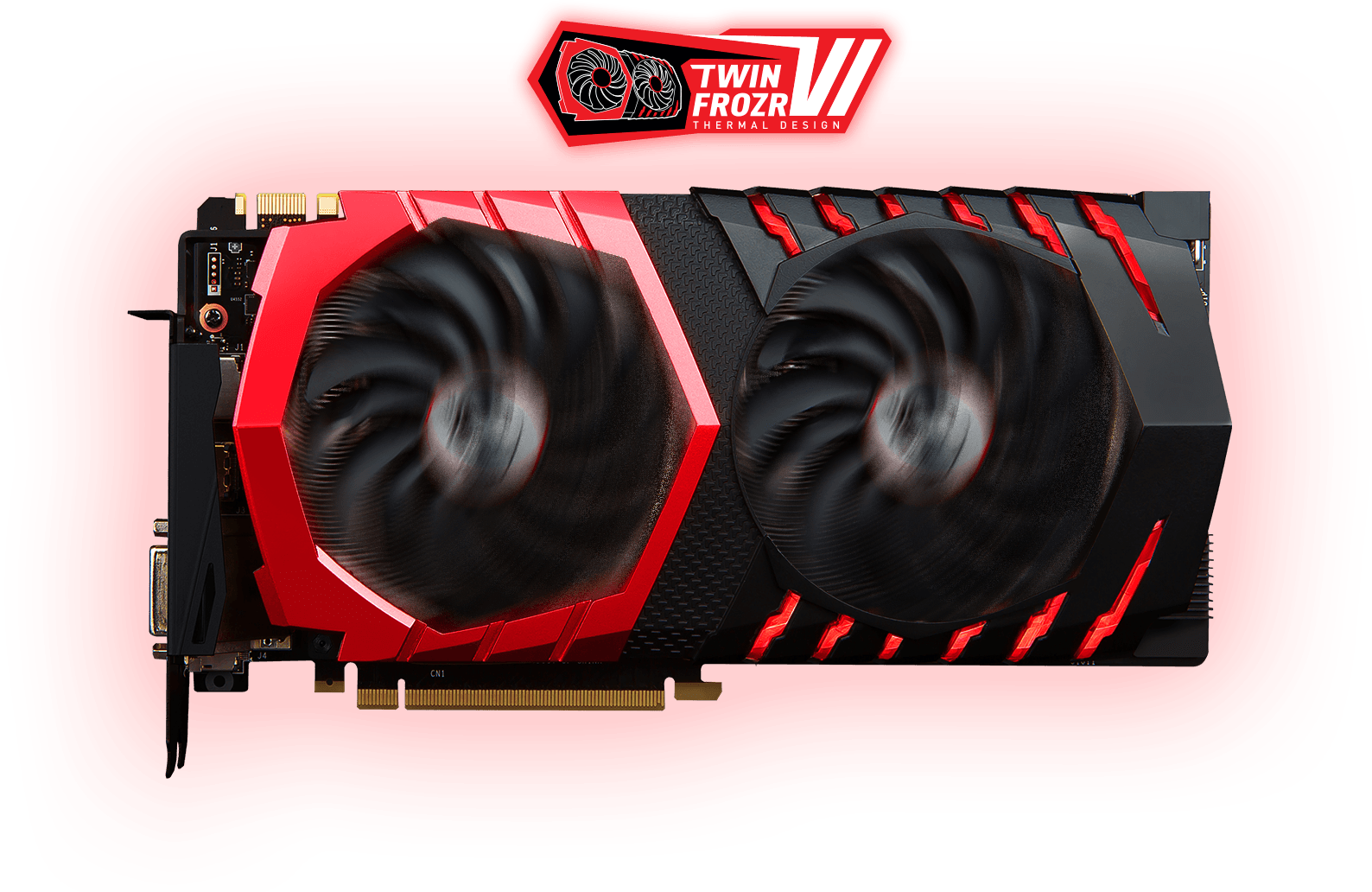 Geforce Gtx 1080 Gaming X 8g Graphics Card The World Leader In
