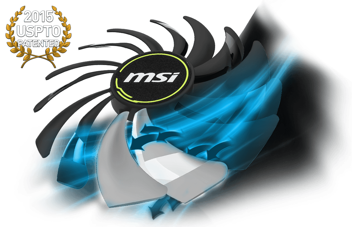 MSI GEFORCE GTX 1660 VENTUS XS OC 6GB GDDR5 192-BIT GAMING GRAPHICS CARD
