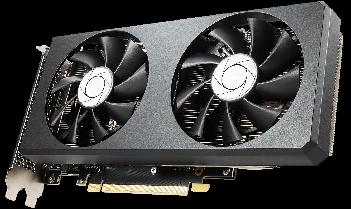 GeForce RTX 3060 Ti TWIN FAN OC