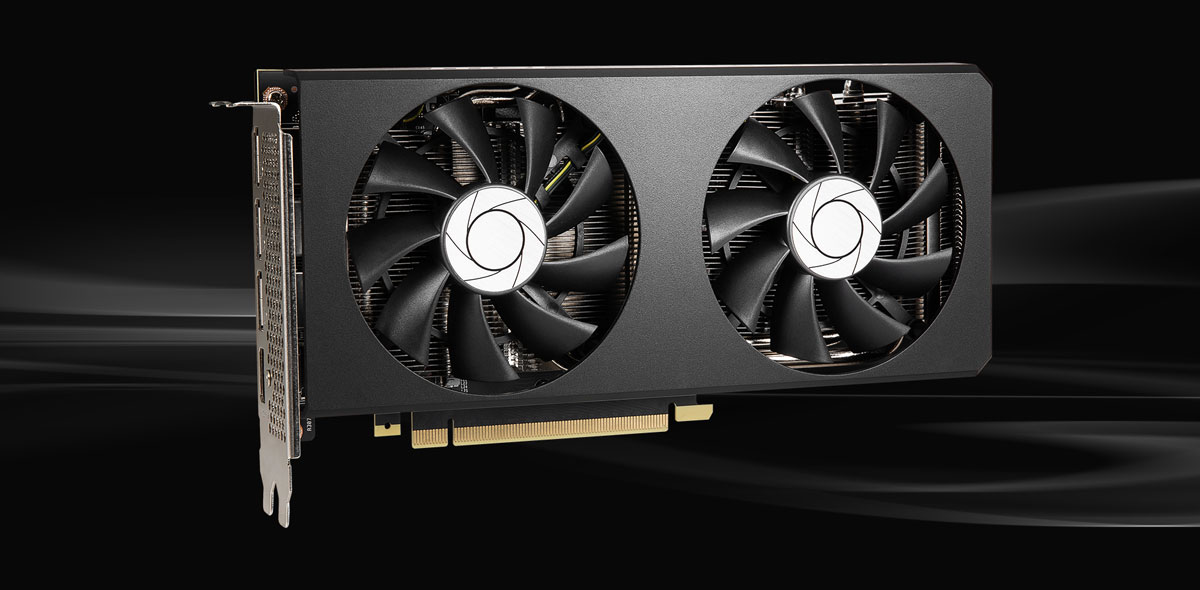 GeForce RTX 3070 TWIN FAN OC