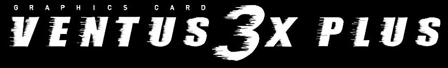 ventus 3x plus logo