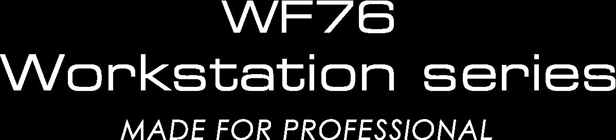 wf76 slogan