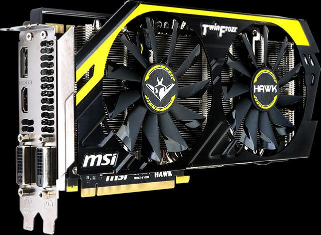 Radeon R9 270X HAWK | Graphics card - The world leader in