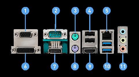 Satechpc Mainboard MSI H410M PRO-C