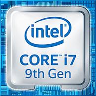 第9世代インテルi7プロセッサー
