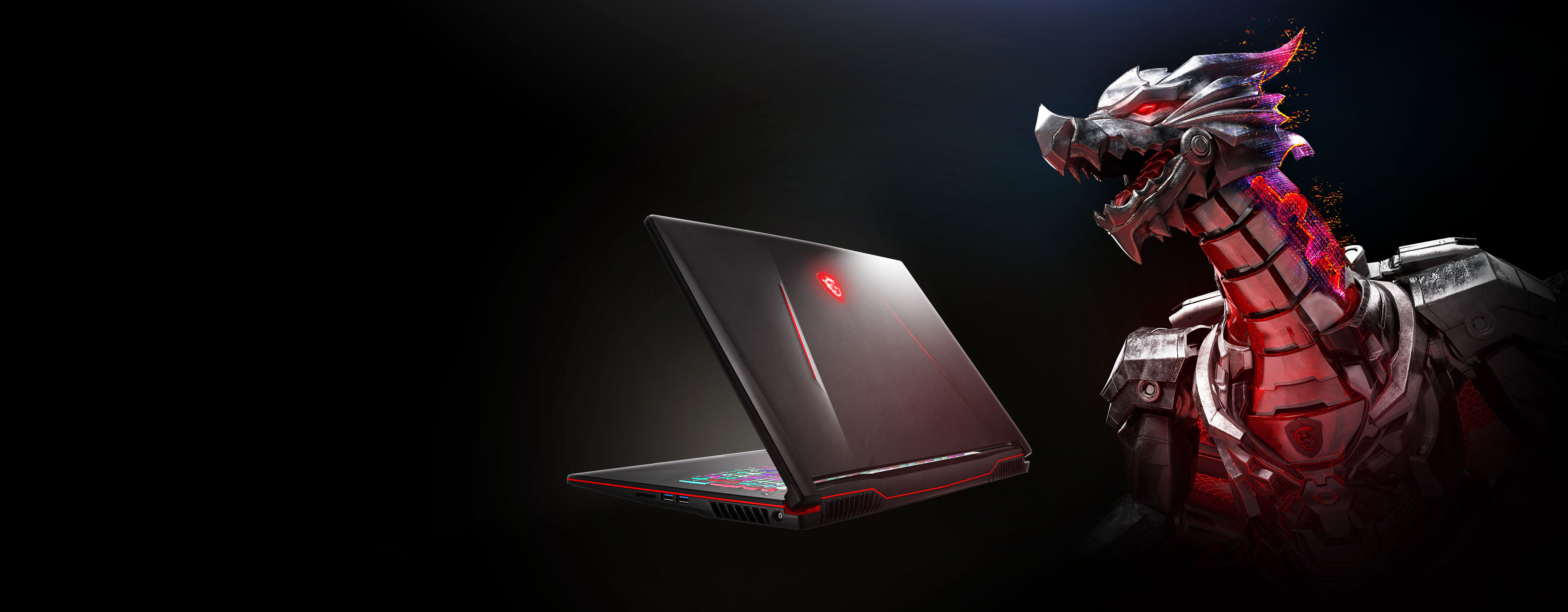MSI GL63 - The Game Just Got Real