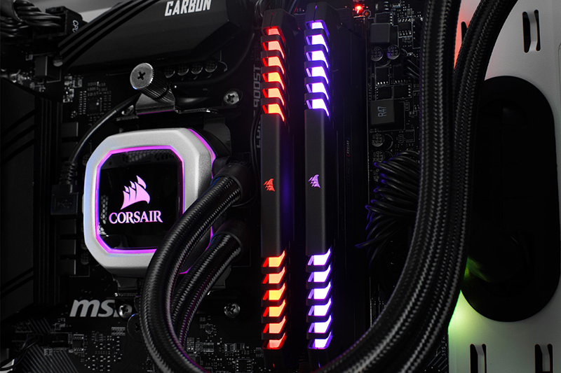 The X470 Gaming Pro Carbon Lays The Foundation For A Prosumer