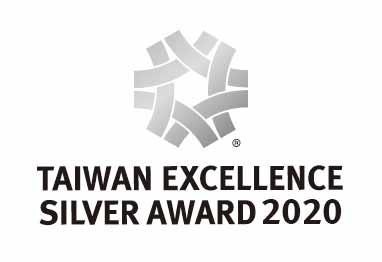 Taiwan Excellence Silver Award