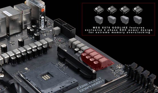 MSI X570 Motherboards