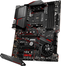 MSI announced new AMD X570 AM4 motherboards