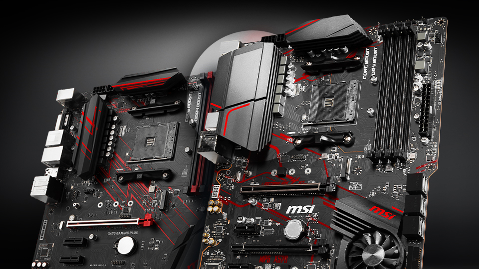 AMD X470 and X570 Comparison: What's new about X570?