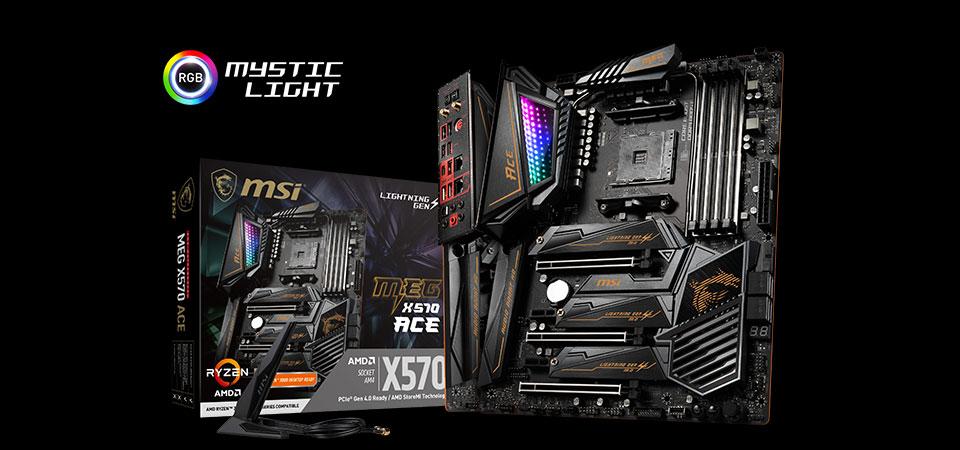 MEG X570 ACE Motherboard