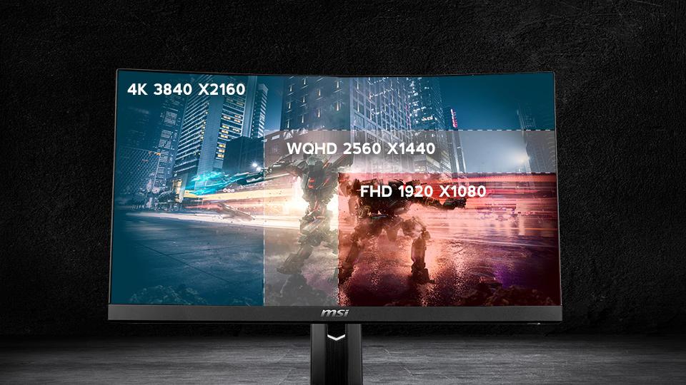 Introducing the New 4K Gaming Monitor- Optix MAG321CURV