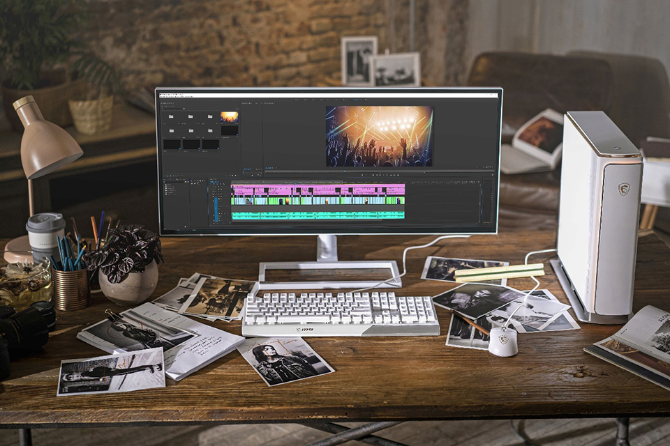 Non-linear Video Editing for filmmaker, videographer or students
