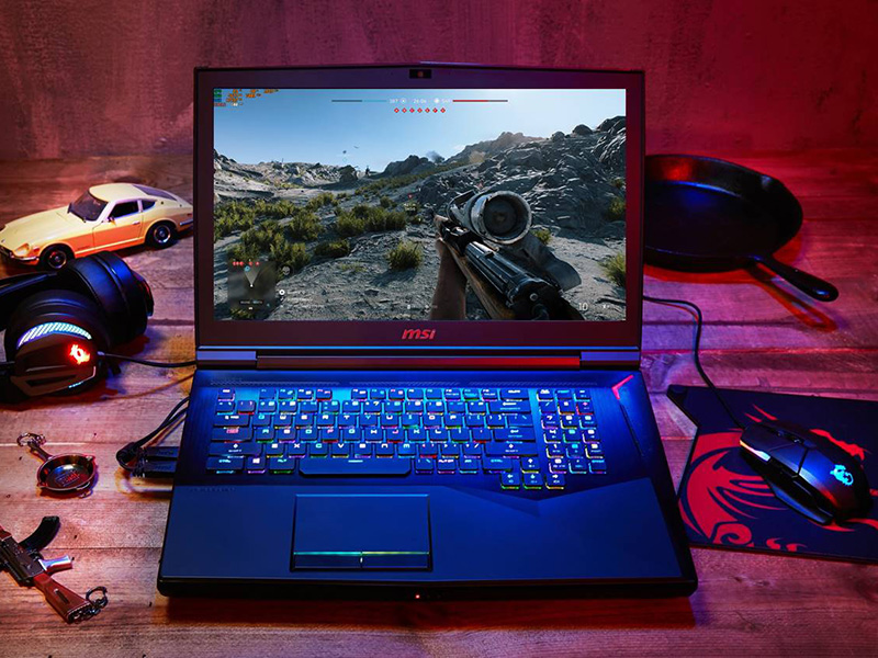 Beste laptop merk voor gaming MSI