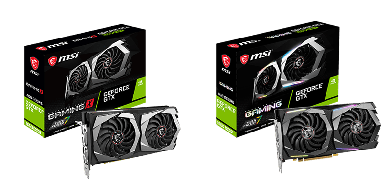 GeForce® GTX 16 SUPER GAMING