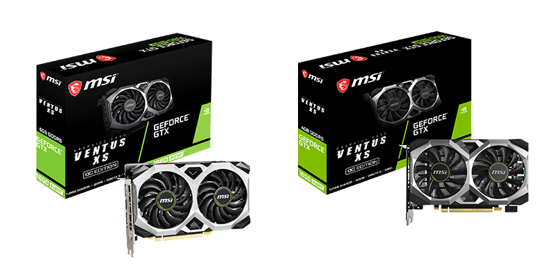 GeForce® GTX 16 SUPER VENTUS XS