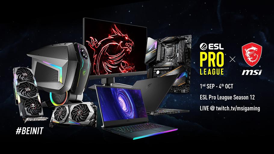 msi ESL Pro