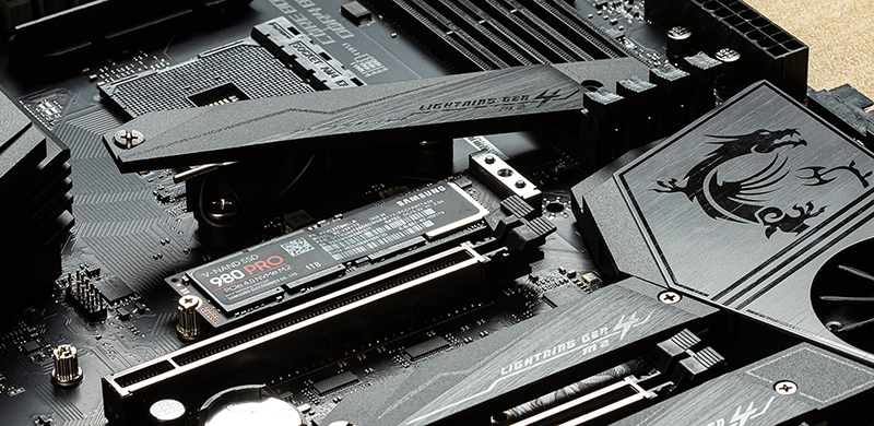 PCI-E 4.0 Motherboards