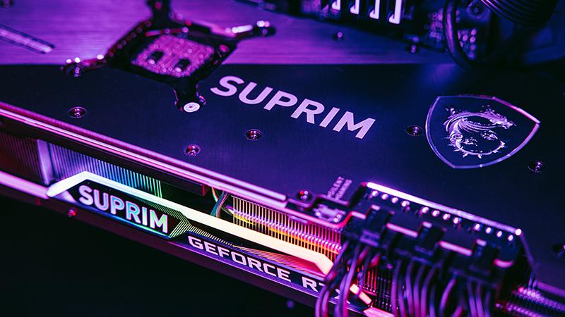 RTX 3080 SUPRIM