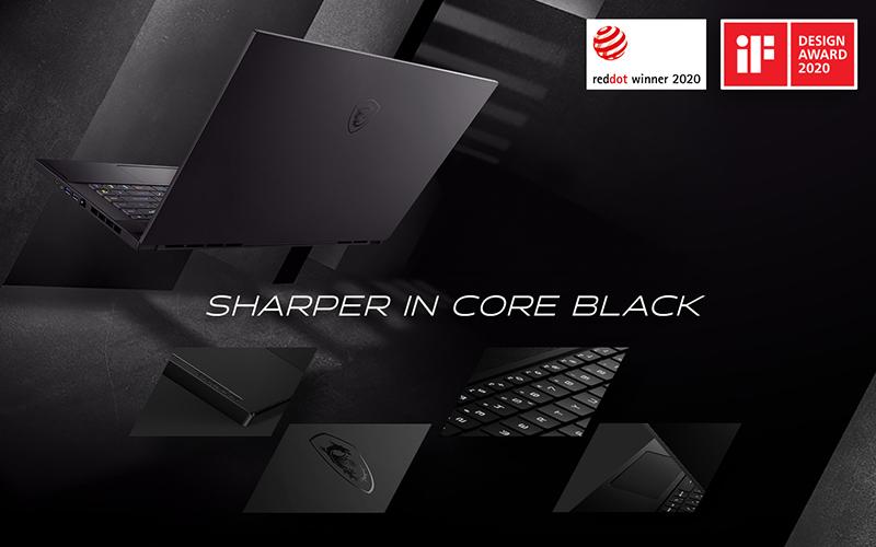 Shaper in Core Black