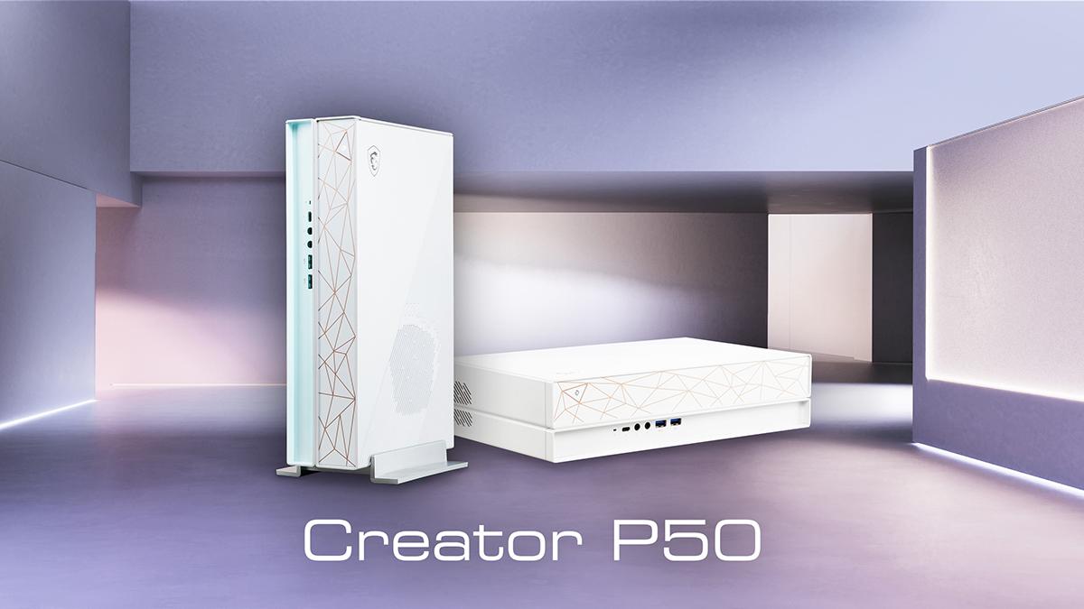 MSI Creator P50 Desktop