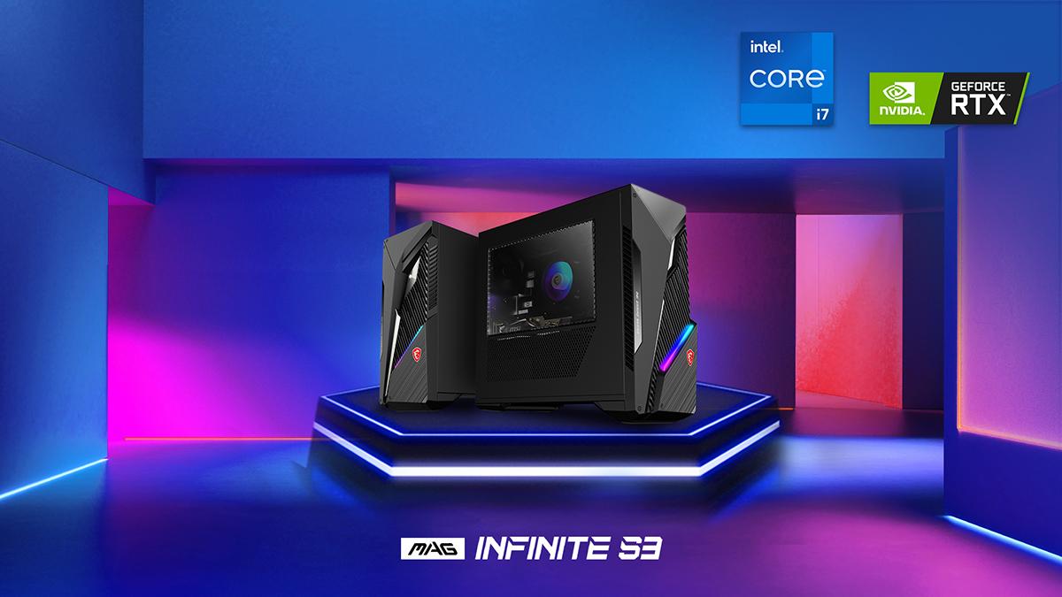 MAG Infinite Gaming Desktop