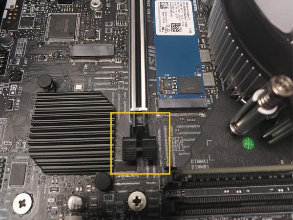 PCIE holder