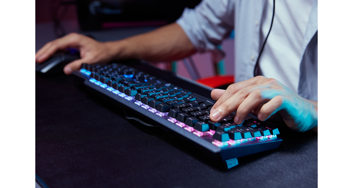 MSI VIGOR GK50 ELITE BOX WHITE Mechanical Gaming Keyboard
