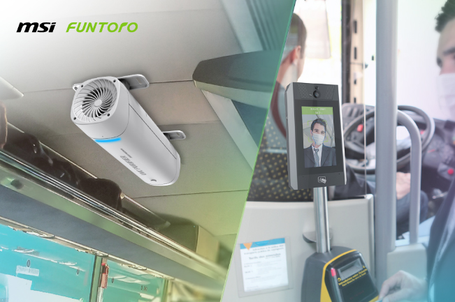 Offer Maximum Safety to Passengers While Traveling