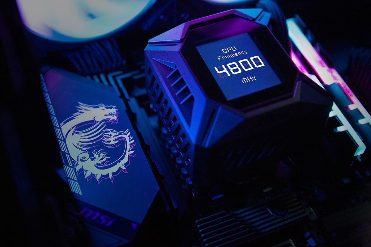 採用Core i7-11700K處理器