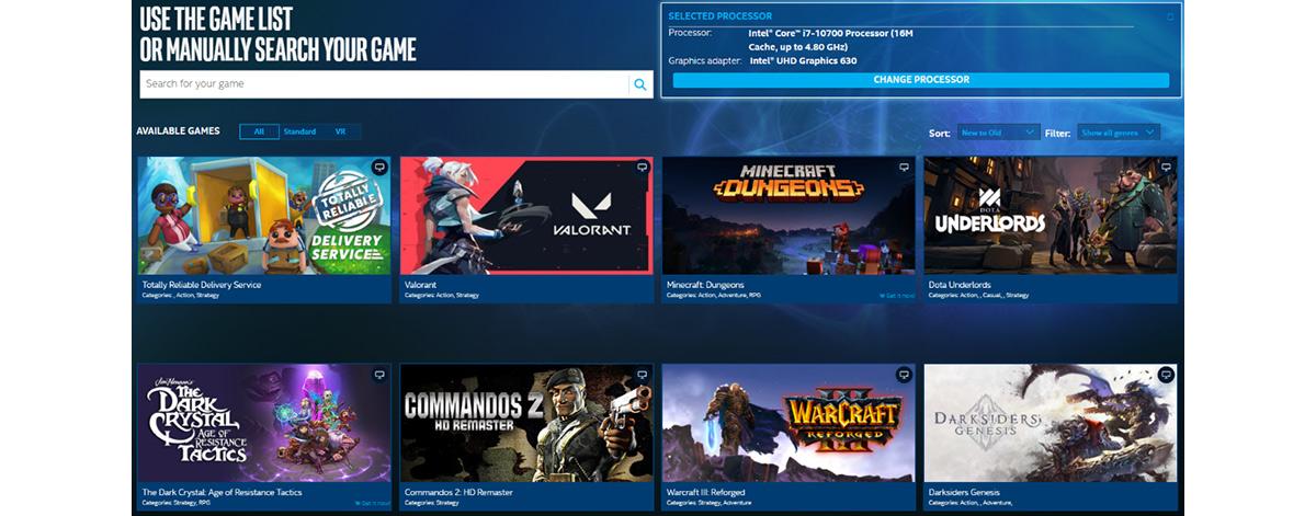 Intel Gameplay