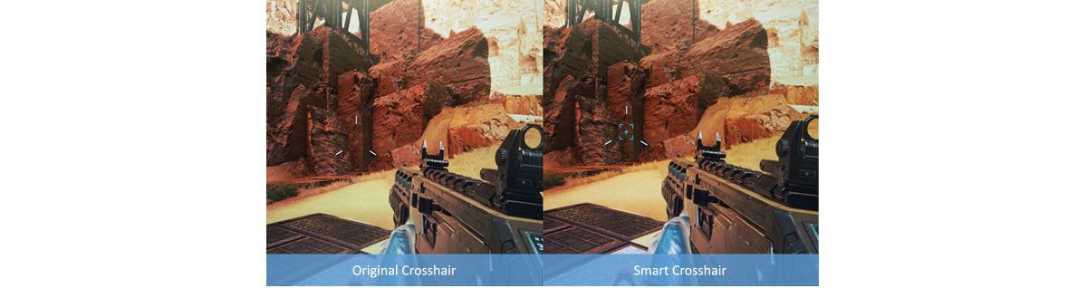 Smart Crosshair
