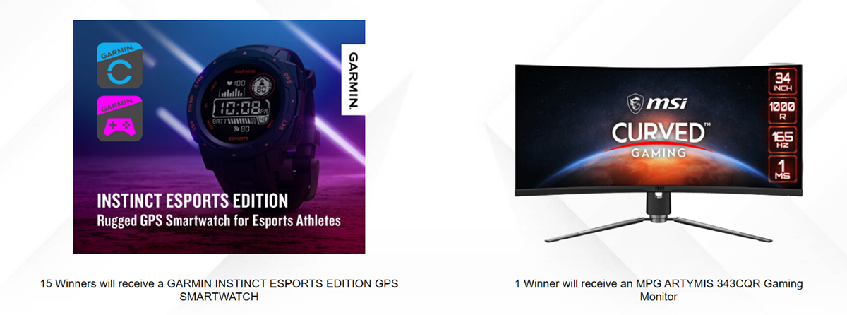 MSI Announces Campaign and Grand Raffle to Encourage Healthy Gaming!