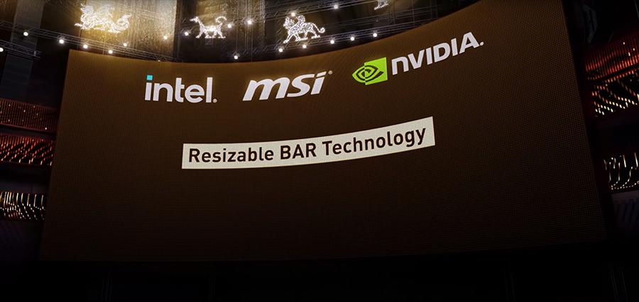 Resizable Bar Technology
