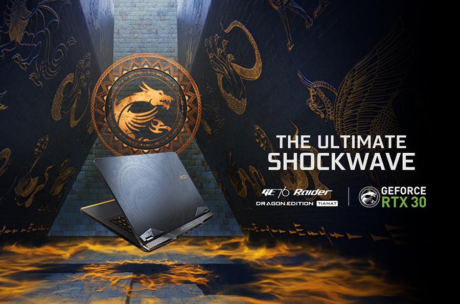 RTX™ 30 Series Gaming Laptops