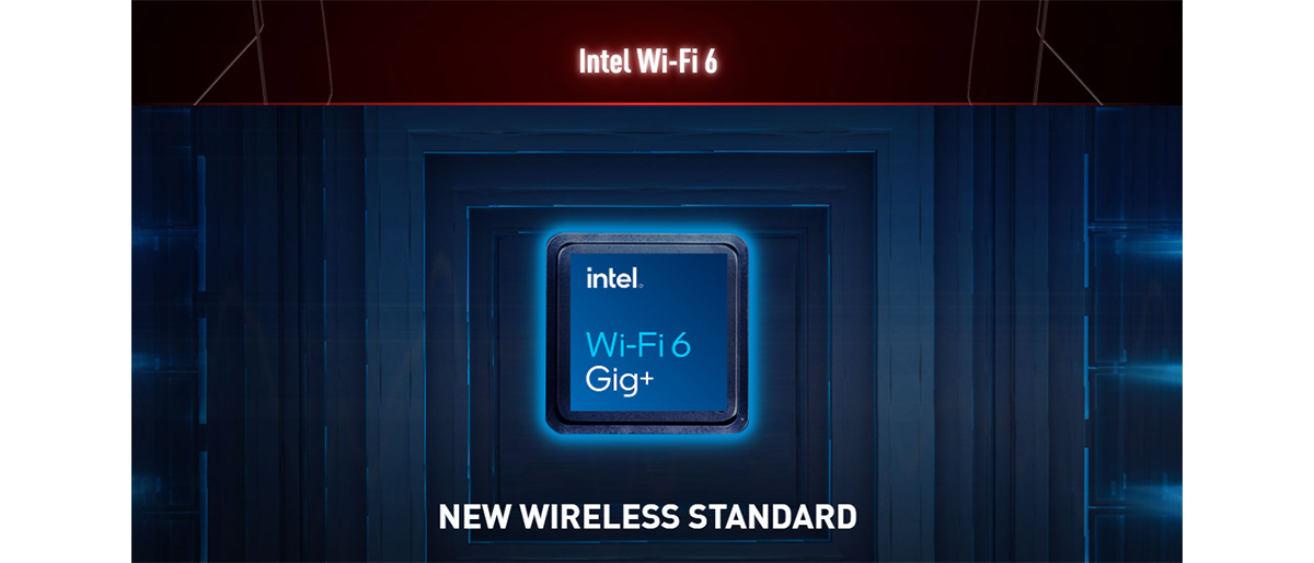 GL Series also hasWi-Fi 6