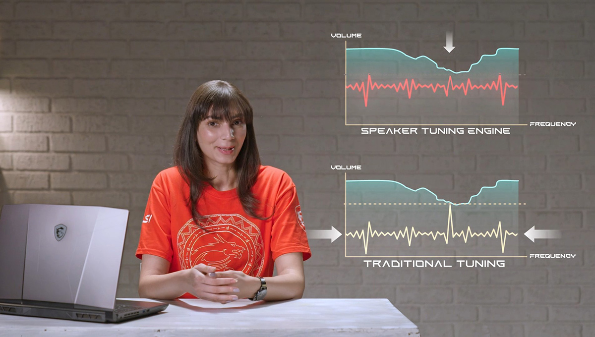 全新升級的MSI Center和音效優化軟體