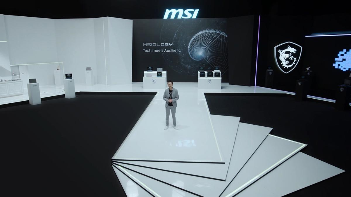 MSI獨家「音效優化軟體」(Speaker Tuning Engine)