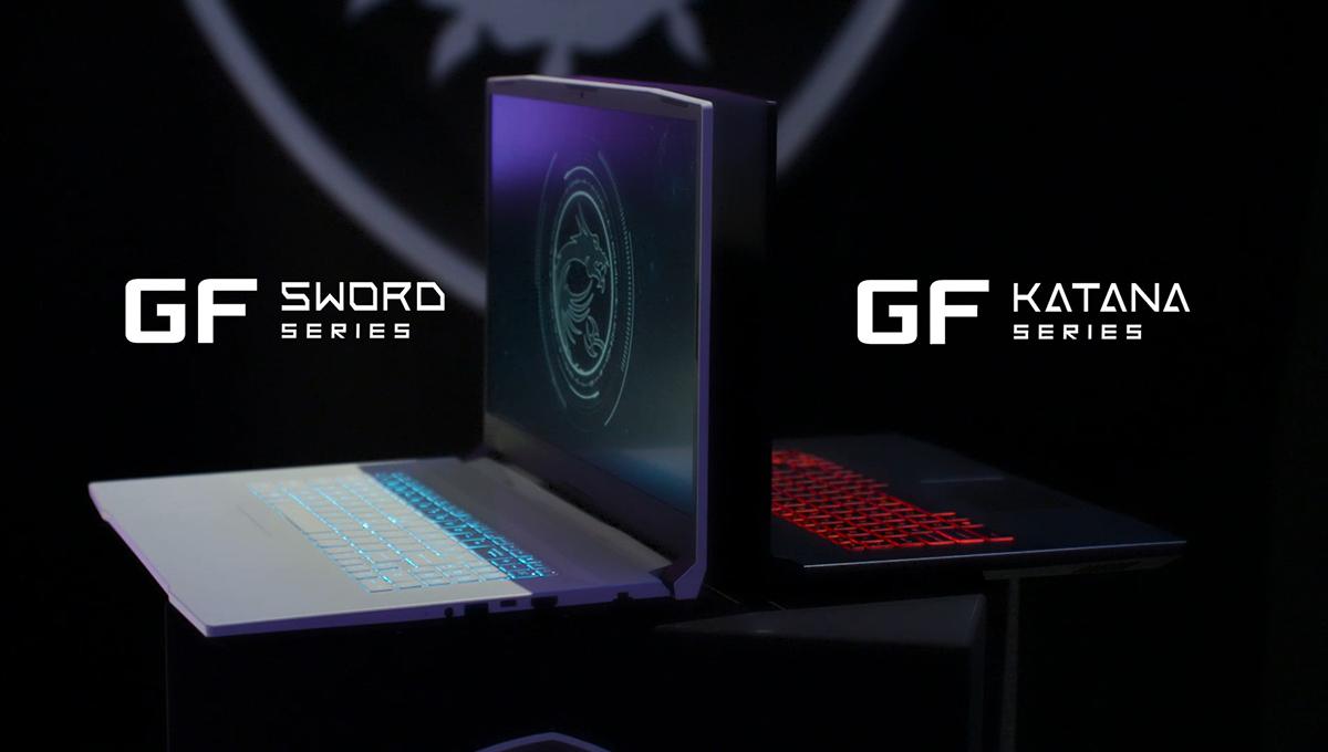 國際知名創作者打造產品視覺– Pulse GL、Sword / Katana GF全新登場