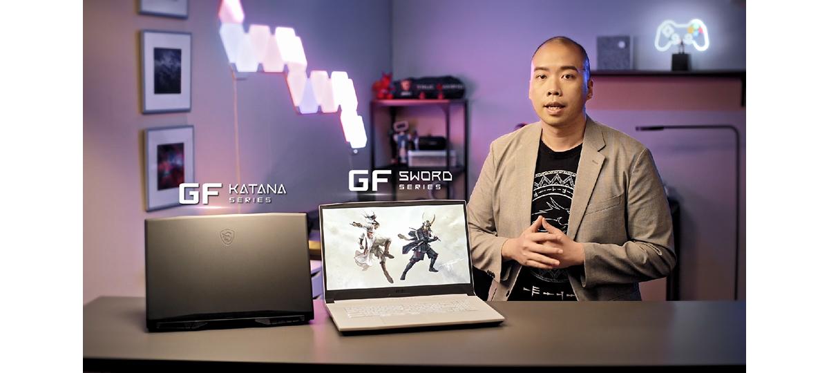 MSI GF Series bonus tips