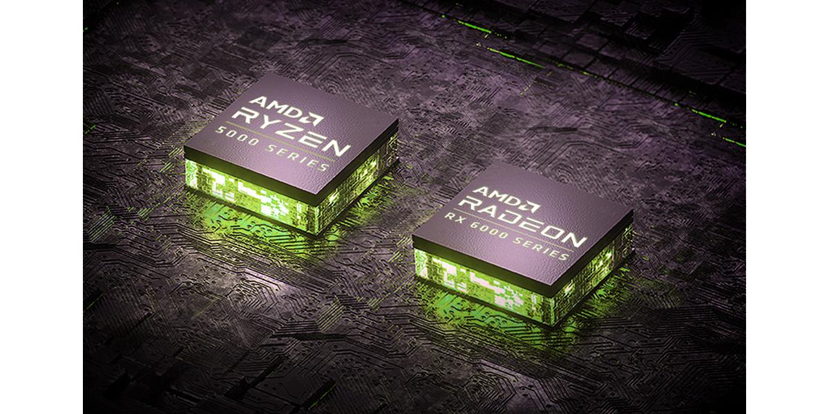 The Latest AMD Radeon™ RX6000M Series Graphics
