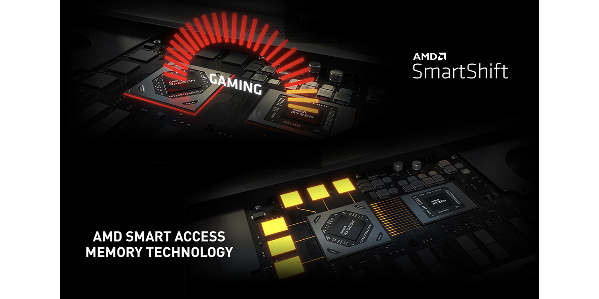 Next-Level Gaming with AMD Advantage™ Edition Laptops