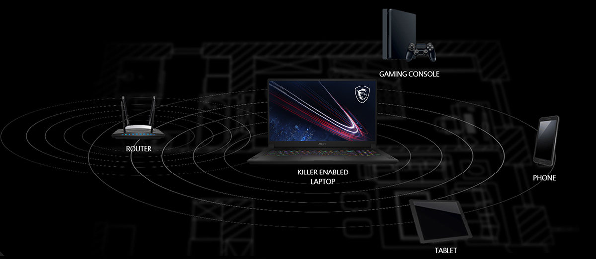 Killer Wireless xTend