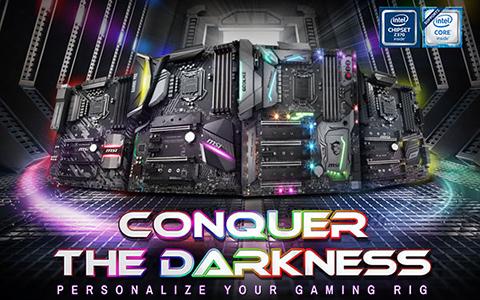 Les cartes mères MSI sont désormais compatibles avec les processeurs Intel® Core™ i9-9900KF, i7-9700KF, i5-9600KF, i5-9400KF et i3-9350KF