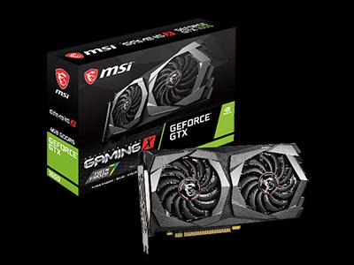 MSI annuncia le nuove schede grafiche GeForce GTX 1650 series