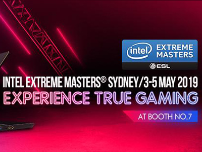 MSI at Intel Extreme Masters (March 3rd-5th 2019)