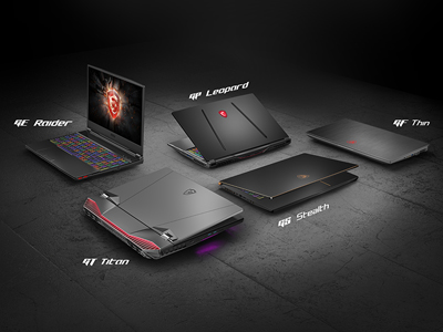 The Latest MSI Gaming Arsenals are Ready for Gamers Worldwide with Invincible Performance and Exotic Design at Computex 2019