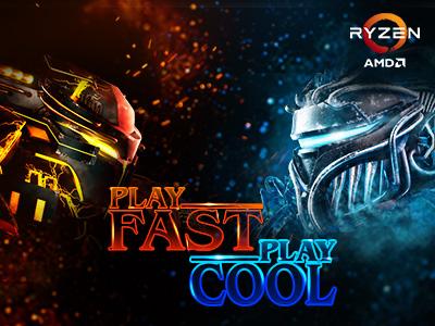 Partneři MSI se společnostmi AMD, Cooler Master a Corsair, vylepšili #PLAYFAST, PLAY COOL