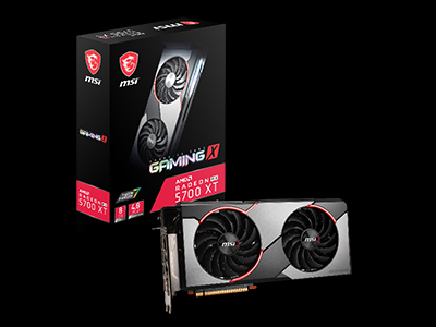 MSI brings GAMING back to AMD on RX 5700 series